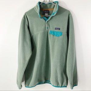 Patagonia Synchilla Snap Neck Pullover Fleece, XL